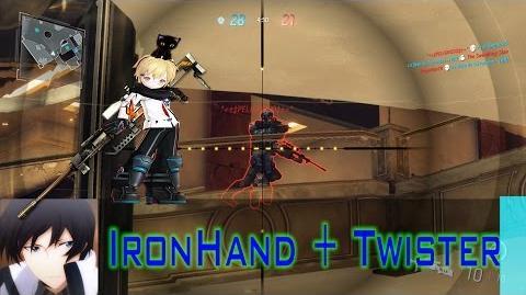 -Ballistic Overkill- Ironhand + Twister Gameplay