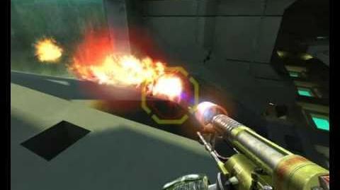 Ballistic Weapons Flamethrower