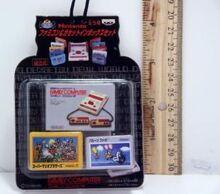 Mini Famicom Mario and Balloon Fight