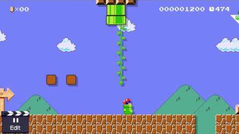 Super Mario Maker- Balloon Fighter Costume