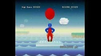 WarioWare Smooth Moves Balloon Trip