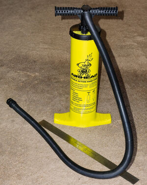 AirHead Floor Pump