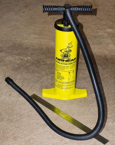 File:AirHead Floor Pump.jpg