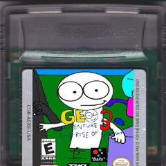 Game Boy Color Cartridge