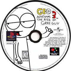 PlayStation NTSC disc