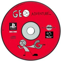 PlayStation PAL disc