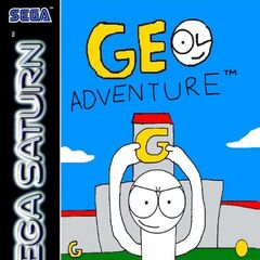 Sega Saturn PAL cover