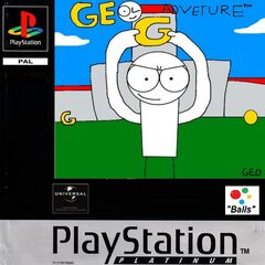 PlayStation Platinum cover