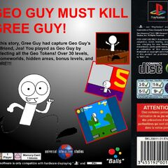 PlayStation PAL back cover