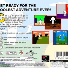 PlayStation Greatest Hits back cover