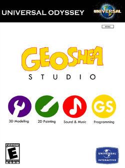 Geoshea Studio UO cover NTSC