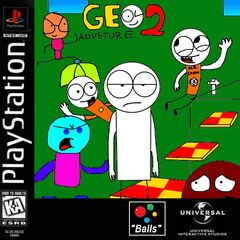 PlayStation cover art