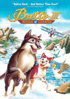 Balto III Cover