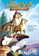 Balto 2 DVD Cover