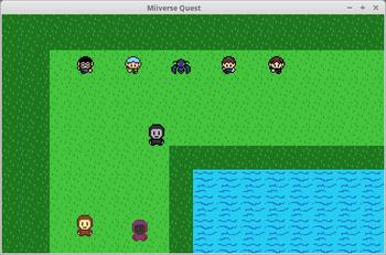 Miiverse quest the original
