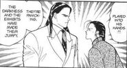Yut-Lung questions Blanca about played into Ash's hands