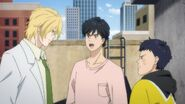 Eiji tells Ash why you must always be like that