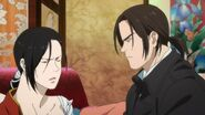 Yut-Lung tells Blanca so many, I wouldn't know