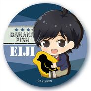 Can badge Eiji chibi