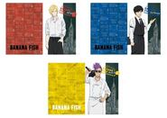 Banana Fish Clear file Set Cafe ver.