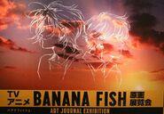 Banana Fish Art Journal Exhibition