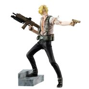 Figurine Ash with guns