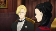 Ash looks over at Yut-Lung
