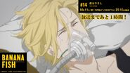Episode 14-1 hour left until broadcasting