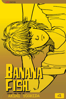 Reprinted Volume 4 Cover