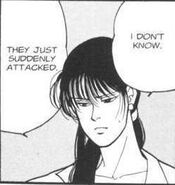 Yut-Lung tells Ash and the others that they just suddenly attacked