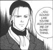 Yut-Lung tells Blanca that he sounds like he's accusing him of something