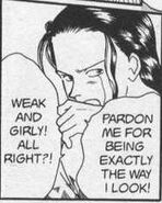 Yut-Lung tells Sing pardon me for being exactly the way I look