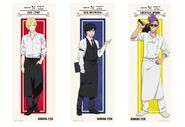 Banana Fish B1 Han Tapestry