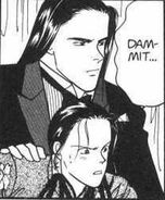 Blanca and Yut-Lung witness the action