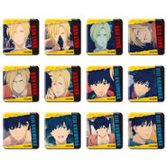 Banana Fish Petit Badge Collection Box 2
