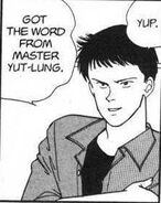 Sing got the word from Yut-Lung