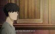Yut-Lung tells Eiji that he now just decided