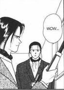 Yut-Lung is amazed at Blanca's talent