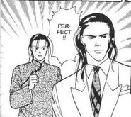 Yut-Lung tells Blanca perfect