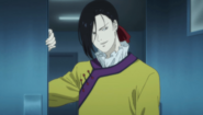 Yut-Lung tells Abraham it's hard to believe that you created that horrifying drug weapon