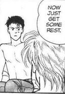 Ash tells Sing to get some rest