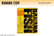Banana Fish mirror (back)