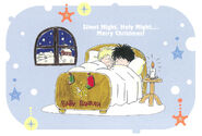 Akimi Yoshida Banana Fish Ash and Eiji sleeping
