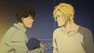 Ash pronounces Izumo