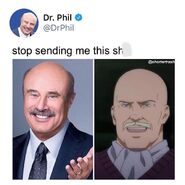 Dr. Phil and Golzine
