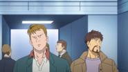 Shunichi and Max hear the lockdown