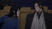 Yut-Lung yells at Blanca
