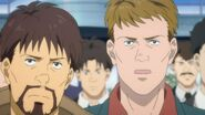 Max tells Shunichi about Manor Heim