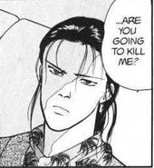 Yut-Lung asks Blanca if he's going to kill him