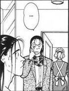 Yut-Lung sticks his tongue out at Blanca